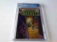 HOUSE OF SECRETS 83 CGC 7.0 GRAY MORROW DC COMICS