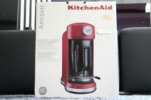 KitchenAid Artisan 5KSB5080 Aussteller Standmixer Empire Rot