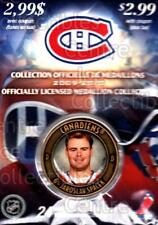 2009-10 Montreal Canadiens Medallion #16 Jaroslav Spacek