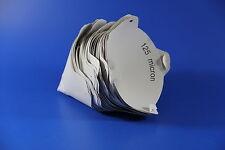 Automotive Paper Paint Strainers Ultra Fine 125micron - set of 100 -Smart Repair