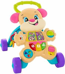 BOX DAMAGED Fisher-Price Laugh & Learn Smart Stages Learn with Sis Walker FHY95
