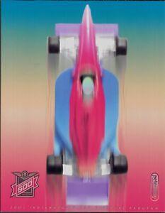 Indianapolis 500 Program - 87th 500 May 25, 2003