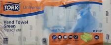 Tork Universal Hand Towel Green Papiertücher Tücher Putztücher H3 Hygienetücher