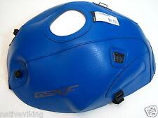 Bagster SUZUKI GSX650F 08-12 gitane blue TANK COVER Baglux TANK PROTECTOR 1552C