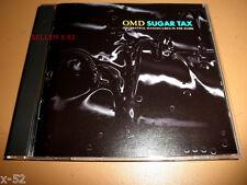 OMD rare CD SUGAR TAX Pandora's Box SAILING the 7 SEAS call my name