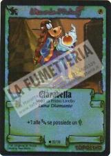 ▲ WIZARDS OF MICKEY FOIL PROMO CLARABELLA ITALIANO