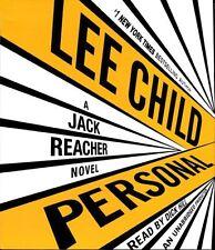 Lee CHILD / (Jack Reacher 19) PERSONAL              [ Audiobook ]