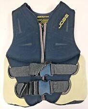 "JOBE Youth Life Jacket Vest Preserver Adjustable Ski Vest 25""-29"" USCG Approved"