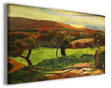 Quadri famosi Paul Gauguin vol VI Stampa su tela arredo moderno arte design