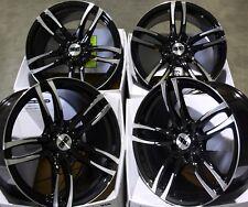 "Cerchi in Lega x 4 19 "" BMF Dmf per BMW E34 E39 E60 E61 F11 F10 5 6 7 Serie 8"