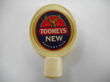 TOOHEYS NEW DRAUGHT BEER TAP TOP  ..