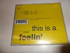 Cd   Mandingo  – This Is A Feelin'