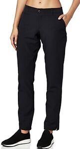 NWT Under Armour Links Black Stretch UA STORM TECH Pants Women's Size 4