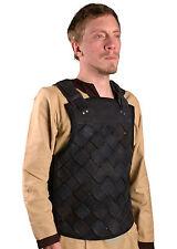 RFB Lederrüstung Viking, schwarz