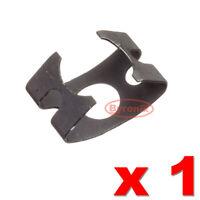 VAUXHALL ASTRA G H CORSA C BRAKE HOSE LINE RETAINING SPRING CLIP METAL CLAMP X1