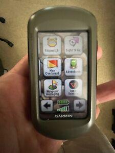 Garmin Oregon 550 Handheld (tested, works)