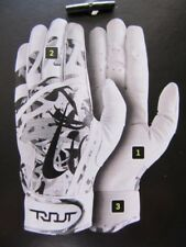 a76c09a772917 Nike Trout Edge Batting Gloves Game Royal white Adult Large Unisex