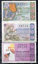 Loteria Nacional del año 1964-66 edición facsimil (CR-252)
