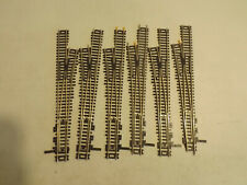 (6) HO Atlas nickel silver switches