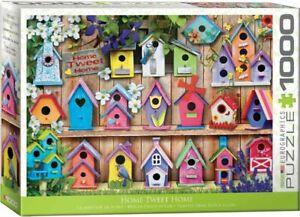 Eurographics 1000 Piece jigsaw puzzle - Home Tweet Home EG60005328