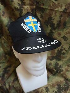 Italia 1990 World Cup SWEDEN fan cap - Italy '90