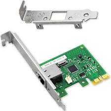 FREE SHIP Intel I210-T1 Single Port PCI-Express x1 Ethernet Server Adapter