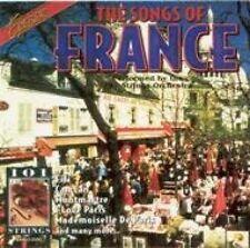 101 Strings Songs of France [CD]