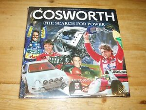 Cosworth - The Search for Power. 6th Edition  Still Sealed - Was £55.00