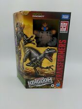 Transformers War For Cybertron Kingdom Dinobot Voyager New In Hand