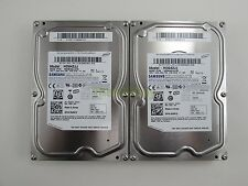 Lot of 2 Dell D097D Samsung HD642JJ 640GB 7200RPM 16MB SATA II Hard Drive HDD