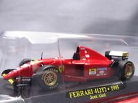 Ferrari Collection F1 412T2 1995 Jean 1/43 Scale Mini Car Display Diecast 7