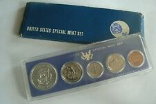 Vintage United States Special Mint Coin Set 1967 Boxed