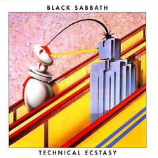BLACK SABBATH - TECHNICAL ECSTASY - CD SIGILLATO JEWELCASE