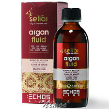 Argan Fluid 30ml Fluido di Bellezza All'argan Seliar Dry or Wet Hair Leave-in