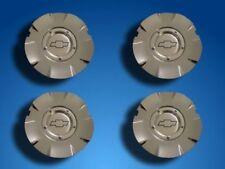 Chevy center cap hubcap SS Silverado Suburban 1500 chrome SET OF 4 wheel 5243