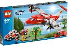 Lego ® City bomberos-löschflugzeug 4209 nuevo & OVP