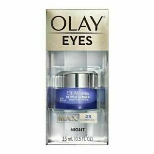 Olay Regenerist Retinol 24 Max Night Eye Cream 0.5 oz