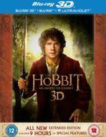 The Hobbit - Un Unexpected Viaggio - Edizione Estesa blu ray Nuovo (10004