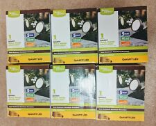 6 Pack of Better Homes & Gardens QuickFIT LED Wall Wash Light