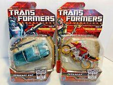 Transformers Generations Sergeant Kup & Junkheap Autobot Lot Ships Free