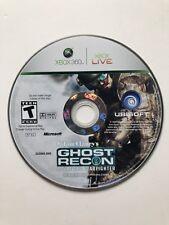 Tom Clancy's Ghost Recon: Advanced Warfighter (Microsoft Xbox 360, 2006)
