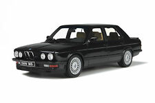 1:18 Otto BMW m5 e28 Black Noir Otto mobile ot184 NEUF NEW