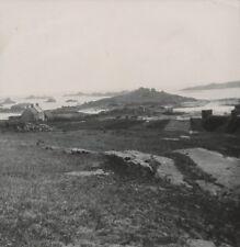 ÎLE DE BRÉHAT c. 1900-20 - Panorama Maisons Côtes d'Armor - NV 929