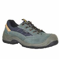 Portwest FW61 Steelite Hiker Safety Shoes Steel Toecap Midsole Pierce Resistant