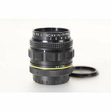 Nikon Micro-Nikkor 65mm F/4.5 Mikroskopobjektiv HL-5X mit M39 Gewinde