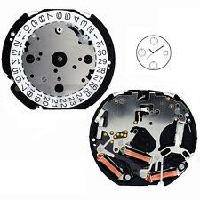 New *  Japan Chronograph Quartz Movement Hattori VD57 VD57C
