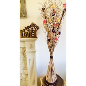 My Family House Bouquet Floor Standing Lamp - Handmade - 100 cm