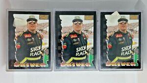 Lot of 3! - 1996 Pinnacle Racer's Choice NASCAR Complete Set - Earnhardt Gordon