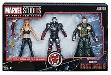 "Marvel Legends 10th Anniversary Iron Man 3 Mk22 Mandarian 6"" Loose Ship"