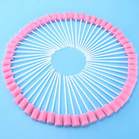 ROSENICE 100x Disposable Oral Care Sponge Swab Dental Tooth Mouth Cleaning Set ❤